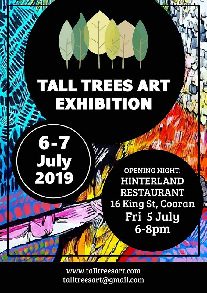 tall-trees-art-exhibition-2019-cooran-hall