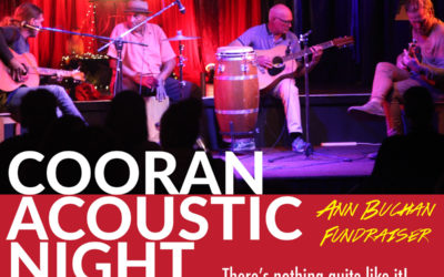 15 JUNE 2019, 6.30PM Cooran Acoustic Night
