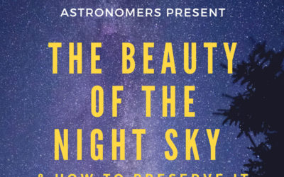 21 JULY 2019, 2.30PM – The Beauty of the Night Sky
