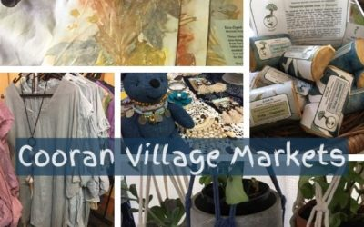 3RD SUNDAY OF MONTH – Cooran Village Markets, 9am-1pm