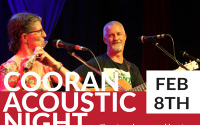 8 FEBRUARY, 7PM – First Cooran Acoustic Night of 2020!