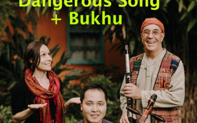 SUNDAY 15 MARCH, 3PM – Dangerous Song + Bukhu