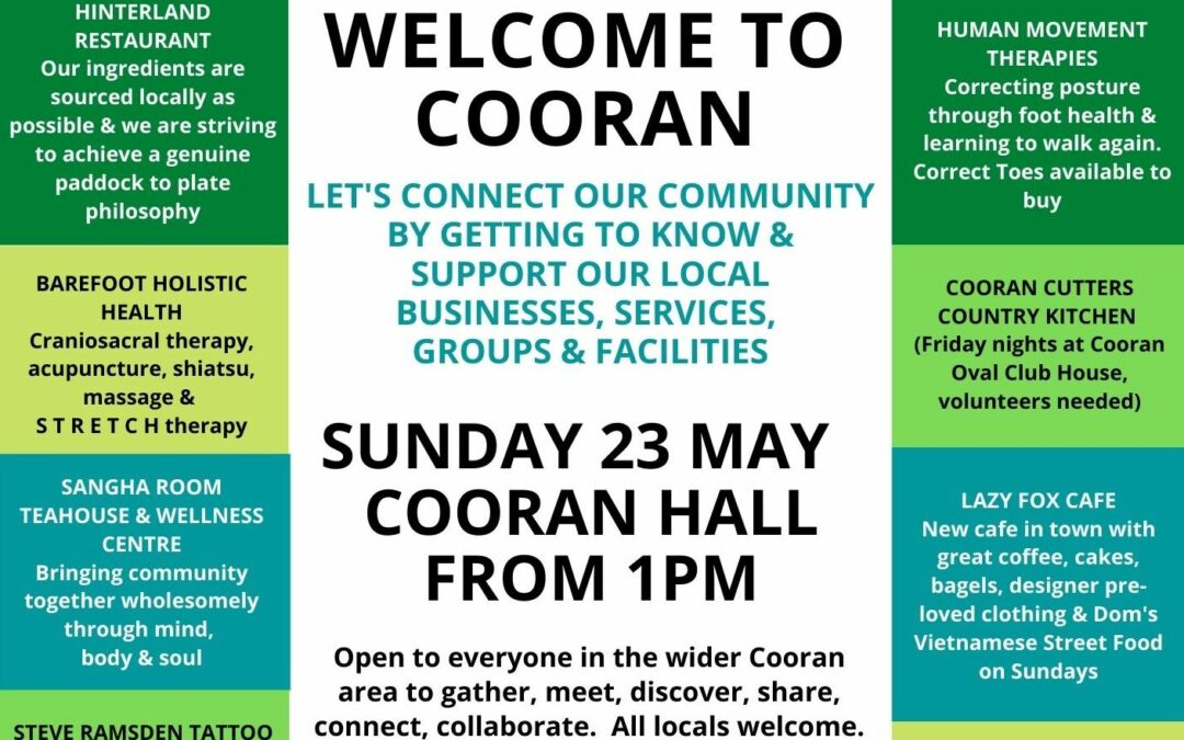 SUNDAY 23 MAY, from 1PM